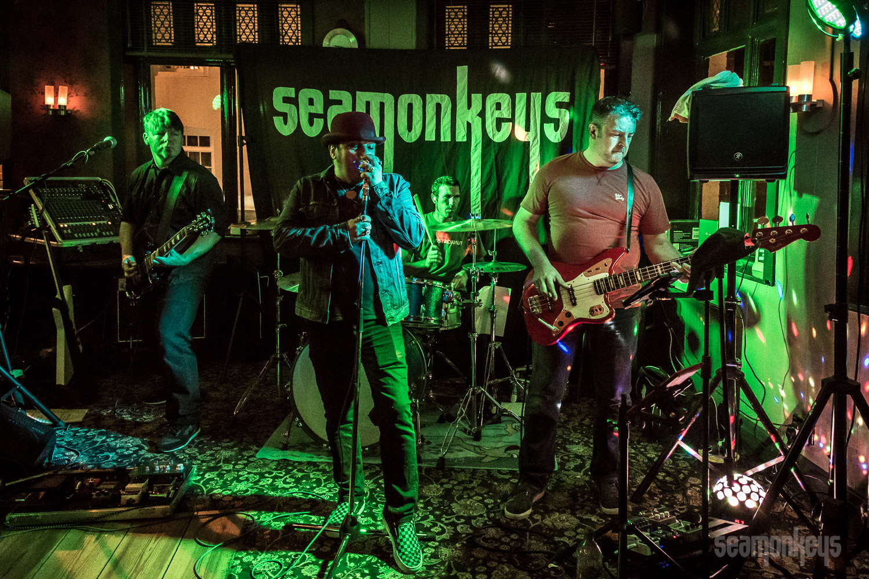 SeaMonkeys at The White Horse
